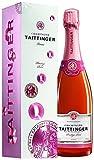 Taittinger Prestige Rose Brut Champagne, 0,75 litros con GVP