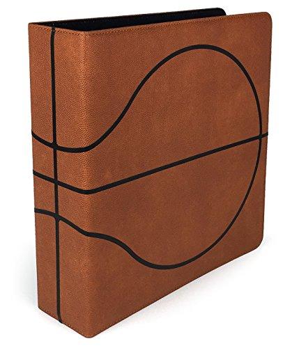 BCW 3' Premium Album Basketball Collectors Edition