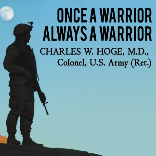 Once a Warrior - Always a Warrior audiobook cover art