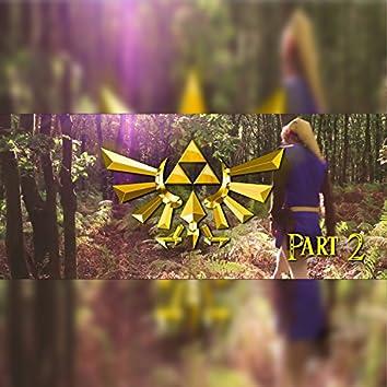 The Legend of Zelda Saga Collab, Pt. 2