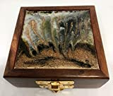 Schmuckkästchen, Holzbox, Aufbewahrungsbox, Schatulle