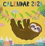 Erik Calendario da Muro, 30 x 30 cm, Pigrone...