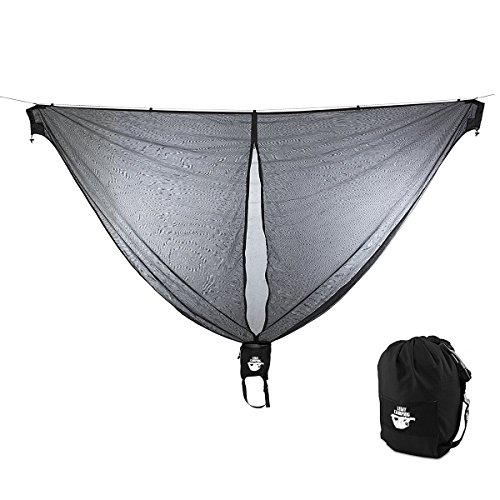 Legit Camping Hammock Bug Net 11 Feet Long Mosquito Net -...