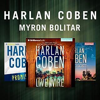 Harlan Coben - The Myron Bolitar Series audiobook cover art