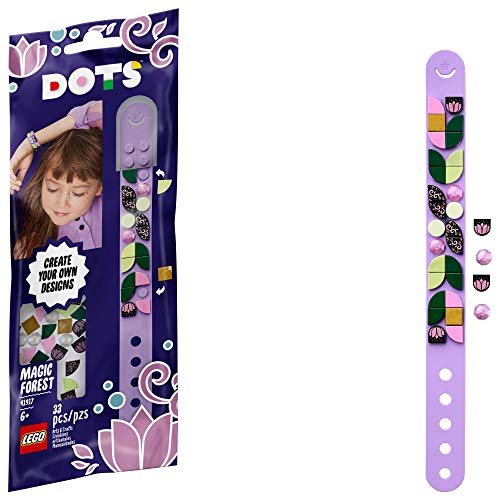 LEGO DOTS Magic Forest Bracelet 41917 DIY Craft Kit