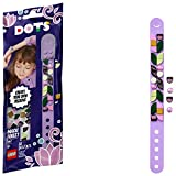 LEGO DOTS Magic Forest Bracelet 41917 DIY Craft Kit for Kids, Makes a Great Birthday Gift for Kids who Love Creative Toys and Homemade Craft Sets, New 2020 (33 Pieces)