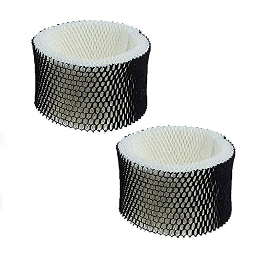 Ximoon HWF62 Humidifier Filter A Replacement for Holmes & Sunbeam Humidifier Filter Models HM1701, HM1761, HM1300 & HM1100; Compare to Part # HWF62, HWF62D (2)
