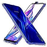 TesRank Huawei Honor 9X Pro Case, Slim Clear Soft TPU Gel