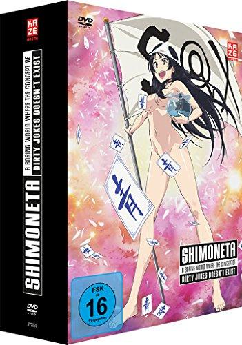 Shimoneta - A Boring World Where the Concept of 'Dirty Jokes' Doesn t Exist - Gesamtausgabe - [DVD]