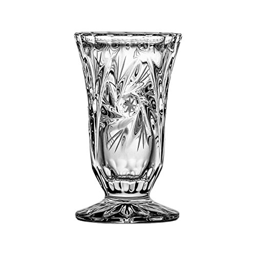 Crystaljulia Vase, Kristall, 10cm, 5.5 x 5.5 x 10 cm