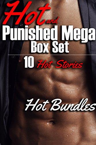 Hot and Punished Mega Box Set (10 Hot Stories) (English Edition)
