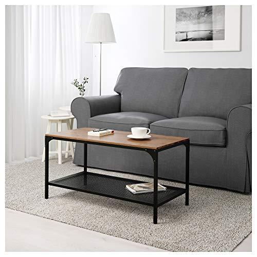 IKEA.. 703.354.86 Fjällbo Couchtisch, schwarz