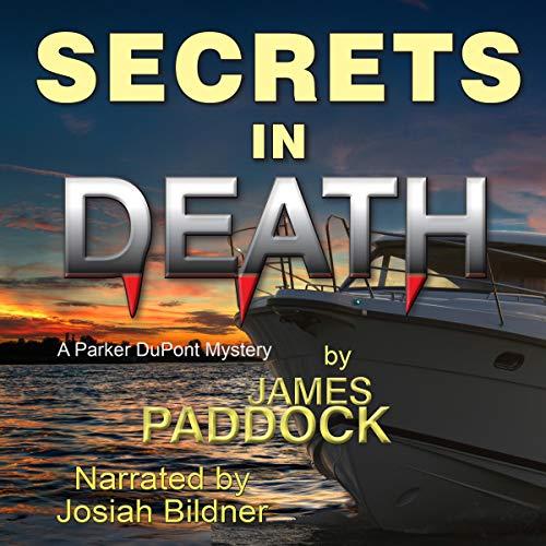 Secrets in Death audiobook cover art