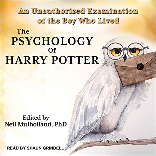 The Psychology of Harry Potter cover art