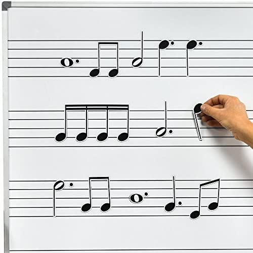 Chamberlain Music WMN30 Magnetic Music Symbol for Whiteboard product image