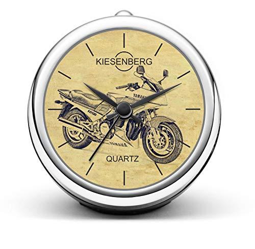 KIESENBERG Design Orologio da Tavolo Regalo per FJ 1100 Fan Clock T-20429