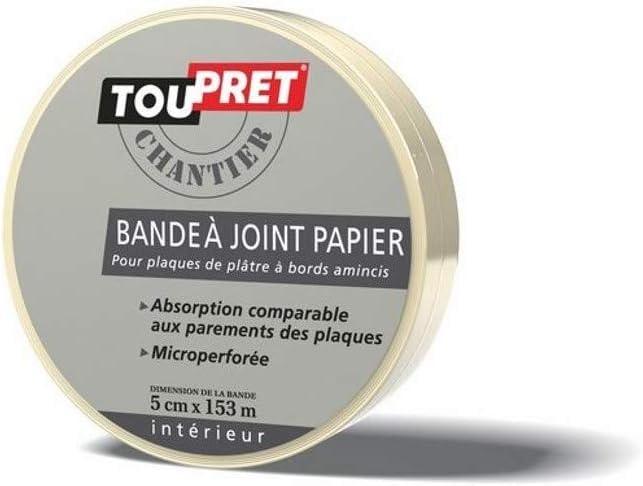 Photo de bande-a-joints-papier-toupret
