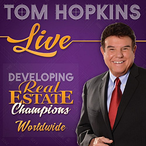 Developing Real Estate Champions audiobook cover art