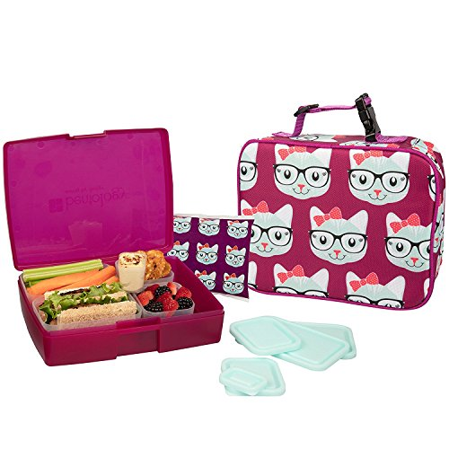 Bentology Lunchbox Set
