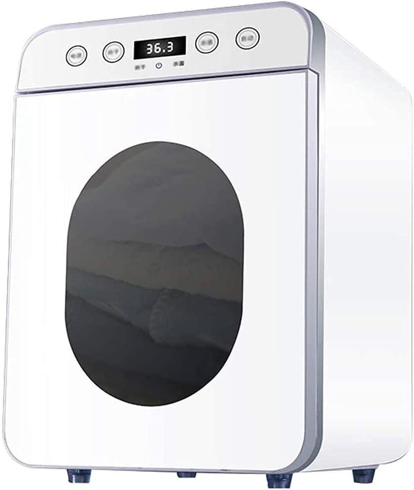 MOSHUO Calentador de Toallas Caliente de Primera Calidad, Permite la esterilización de la mascarilla, Extra Grande, Dos Rejillas de Acero Inoxidable