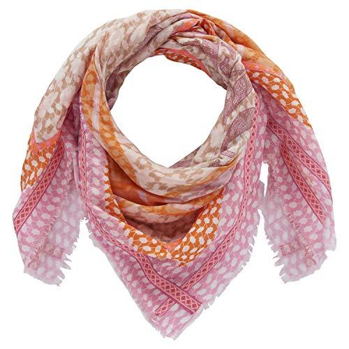 Lieblingsstück Schal 'MadonnaL' mit Musterung pink (812 millenial pink) 0