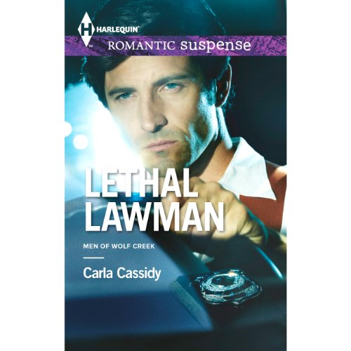 Lethal Lawman audiobook cover art