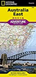 Australia East (National Geographic Adventure Map (3502))