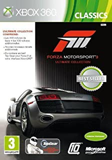 Forza motorsport 3 - ultimate collection (B004JU0IUE) | Amazon price tracker / tracking, Amazon price history charts, Amazon price watches, Amazon price drop alerts