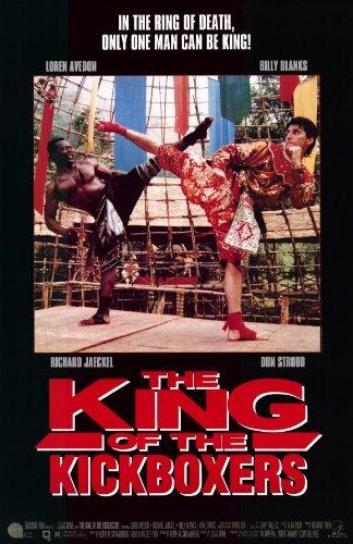 King of the Kickboxers Poster Movie 11x17 Loren Avedon Richard Jaeckel Billy Blanks Don Stroud