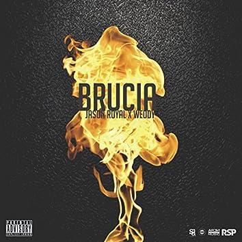 Brucia (feat. Weddy)
