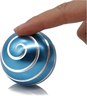 samisoler Kinetic Desk Toy for Stress Relief with Full Body Optical Illusion Ball