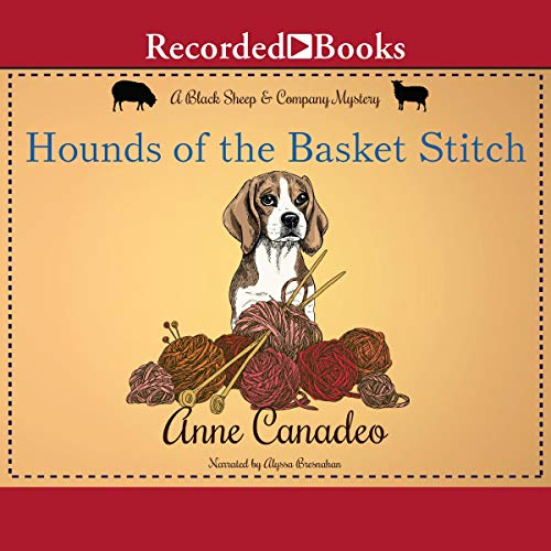 Hounds of the Basket Stitch cover art