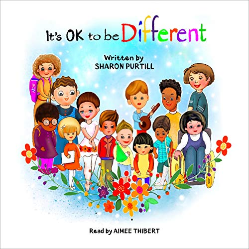 It's OK to Be Different cover art
