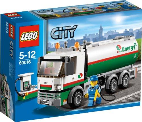 LEGO City 60016 - Tanklaster