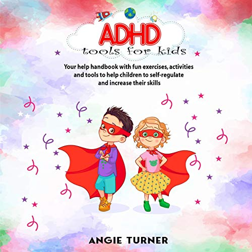 ADHD Tools for Kids cover art