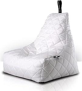 Sitzsack gesteppt Indoor u. Outdoor weiss 920010