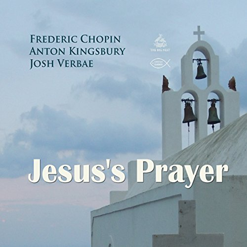 Jesus's Prayer audiobook cover art