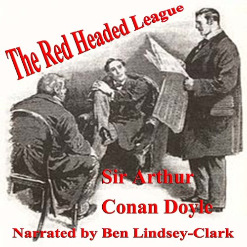 The Red Headed League cover art