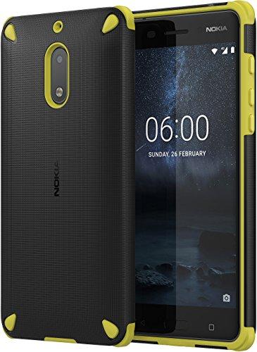 Nokia Rugged Impact Case CC-501 Custodia per Cellulare Cover Nero
