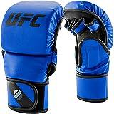 UFC MMA - Guantes de boxeo (236 g) - UFCMSGSM-BL, S/M, Azul