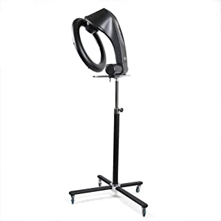 3 In1 Freestanding Orbiting Infrared Hair Dryer Rollerball Infrared Hair Care US Shipment