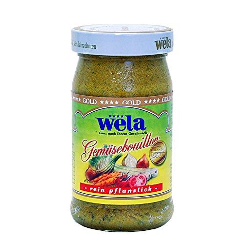 Wela Gold Gemüsebouillon rein pflanzlich 1/2 Glas