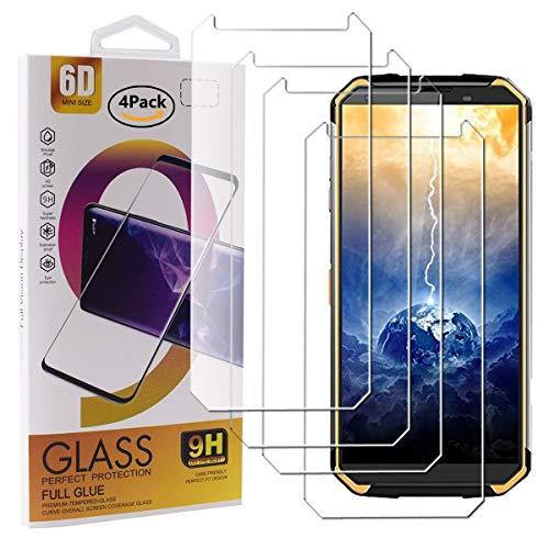 Guran 3 Pezzi Pellicola Protettiva in Vetro Temperato per Blackview BV9500 / BV9500 PRO / BV9500 Plus Smartphone 9H Durezza Anti-Impronte HD Alta Trasparenza Pellicola
