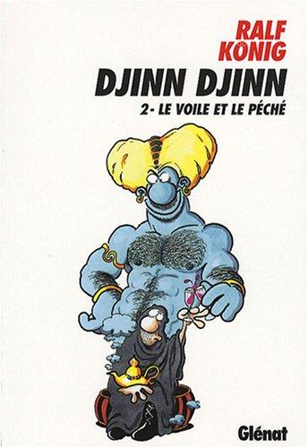 Djinn Djinn - Tome 02: Le voile et le péché
