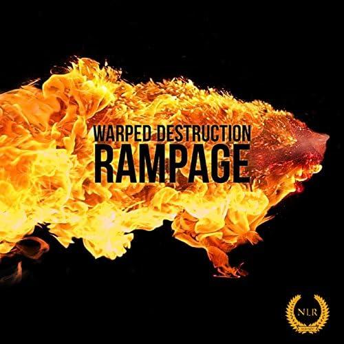 Warped Destruction