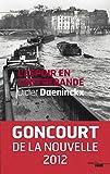L'espoir en contrebande - Prix Goncourt de la nouvelle 2012