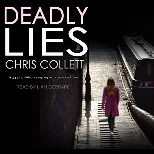 Couverture de Deadly Lies