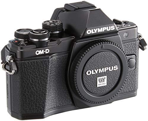 Olympus E-M10 Mark II Solo Corpo, Nero