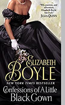 Confessions of a Little Black Gown (The Bachelor Chronicles Book 4) by [Elizabeth Boyle]