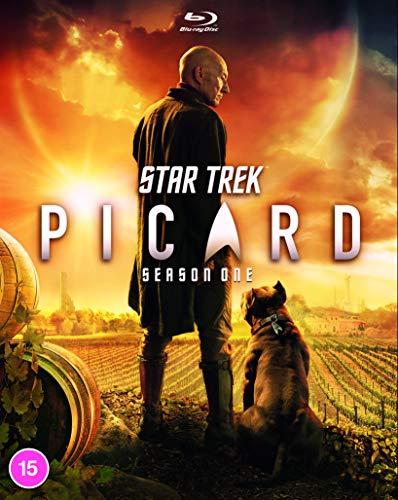 Star Trek Picard Season 1 [Blu-ray] [2020] [Region A & B & C]